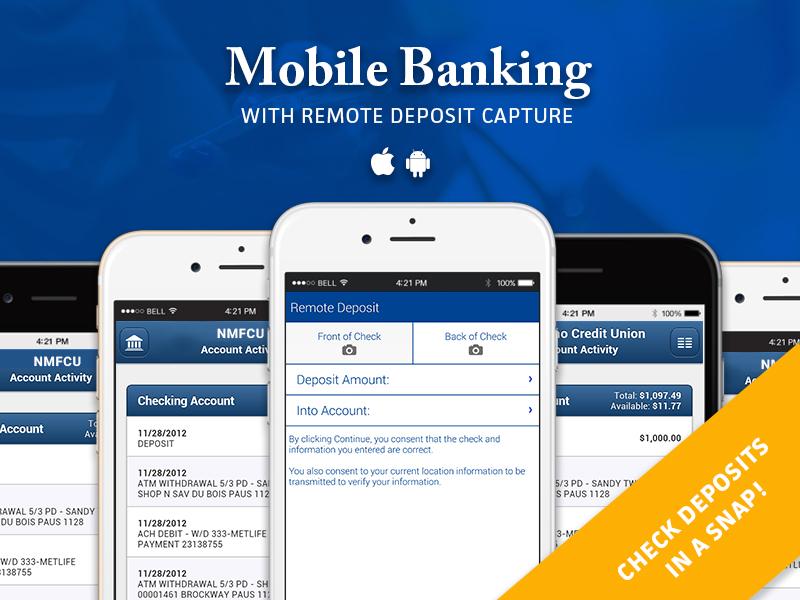blue bank remote deposit capture